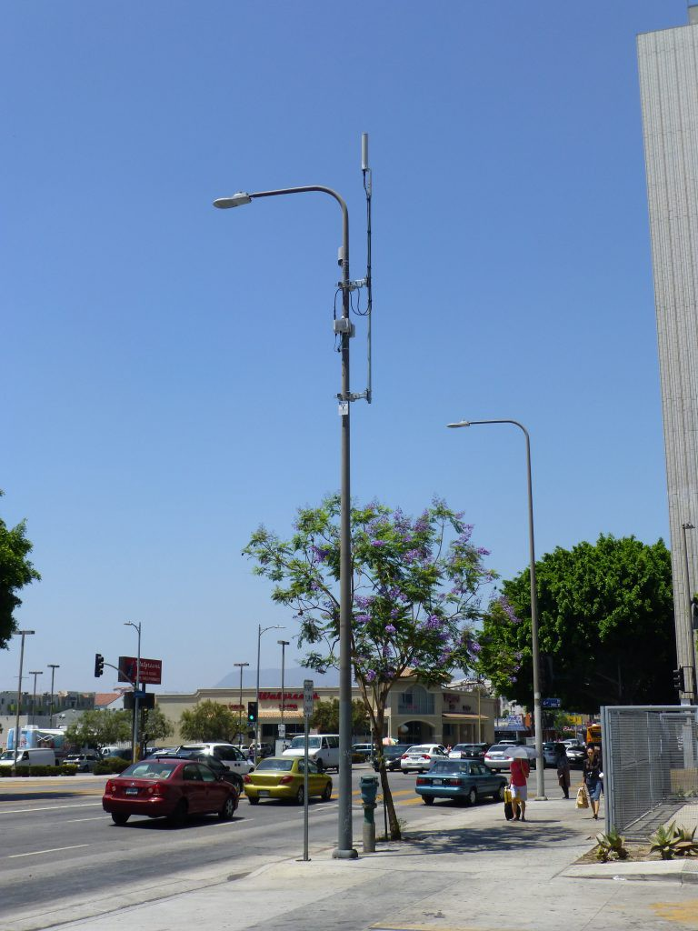 Part 4 design tips for small cells based on pole or for Used lumber los angeles