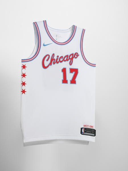"""08cf4ec40718 These Portland jerseys are exceptional. The lowercase """"rip city"""" is great.  The pinwheel piping is wonderful. And then the Dr. Jack Ramsay plaid to top  it ..."""
