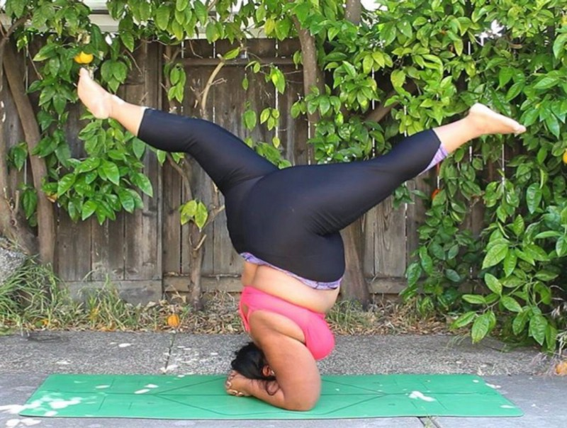 Body Positivity And Diversity In Yoga  Huffpost-4777