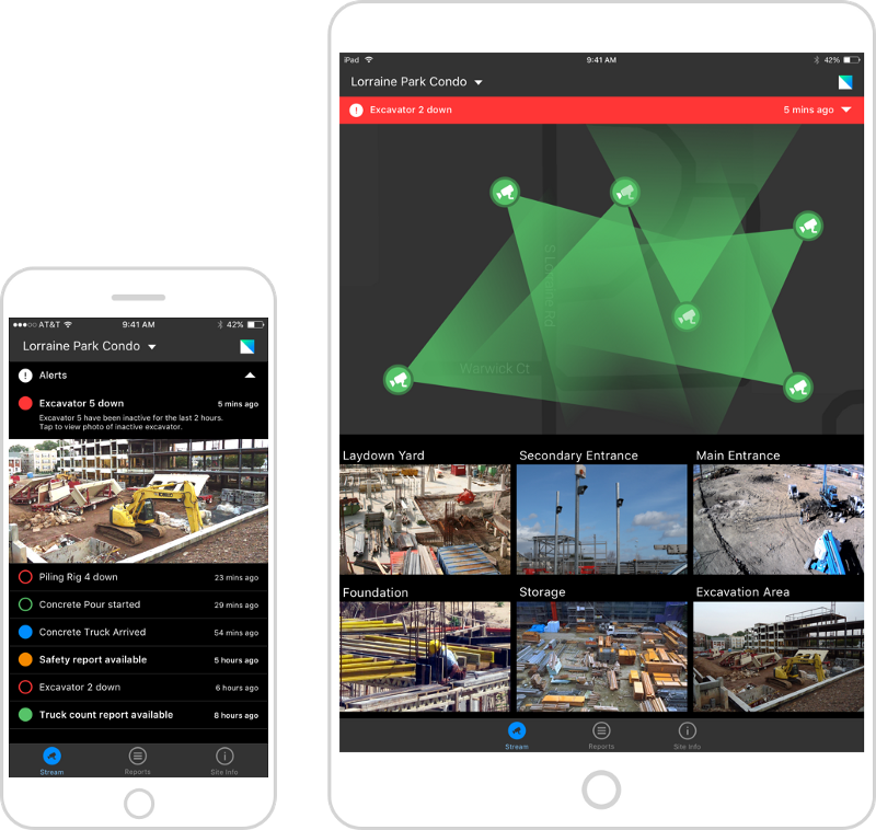 Indus.ai now provides construction intelligence platform on mobile devices