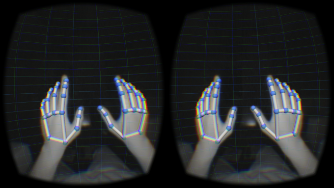 Leap Motion let`s you control a computer in 3D with your natural hand and finger movements