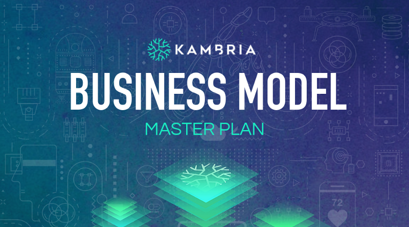 Kambria Business Model Master Plan