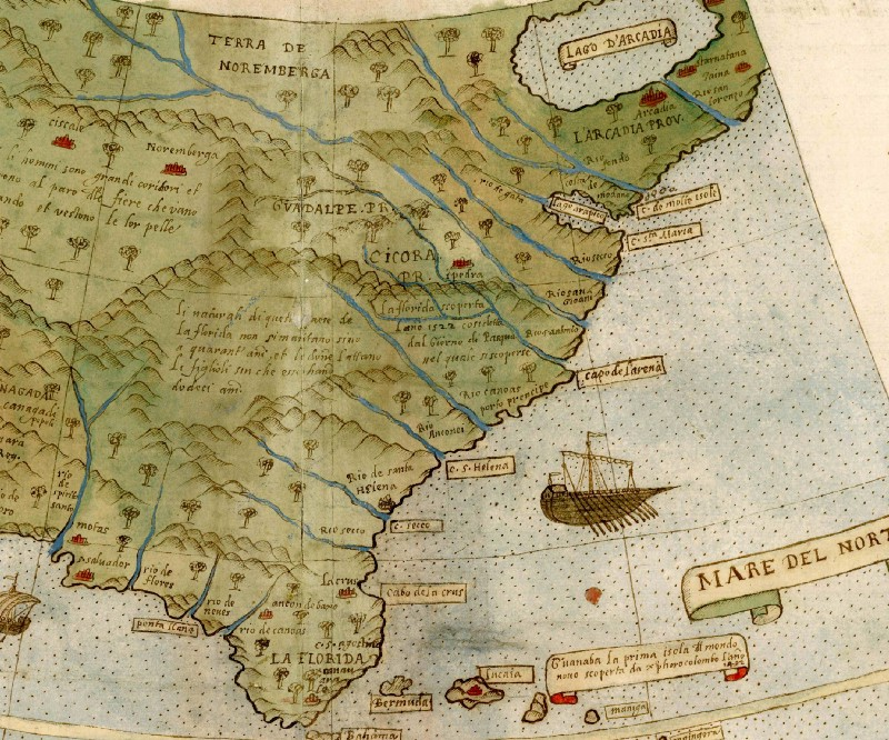 The World According to the 1580s — Bunk on