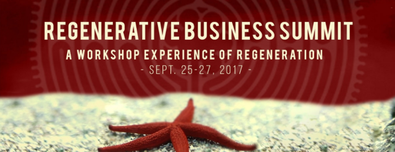 Regenerative Business Summit