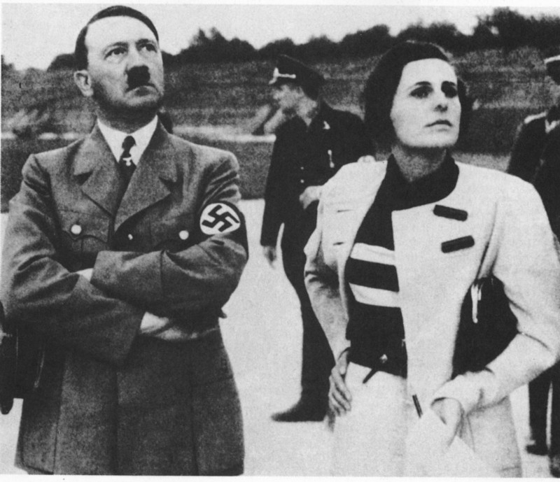 what kind of antisemite was leni riefenstahl   u2013 jacob