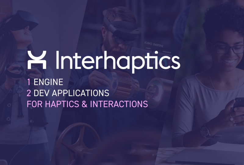 interhaptics haptic design