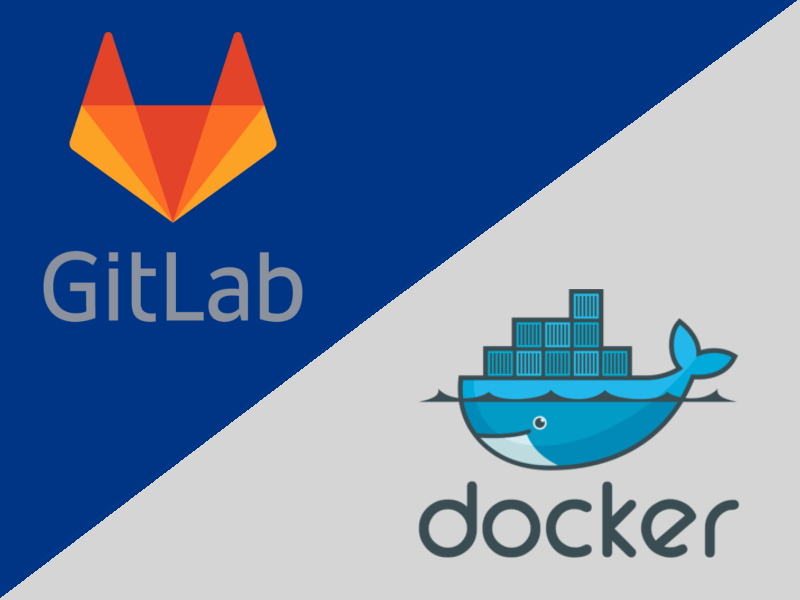 How to setup CI on GitLab using Docker