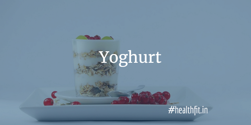 Healthy Diet Weight Loss Benefits of Yoghurt