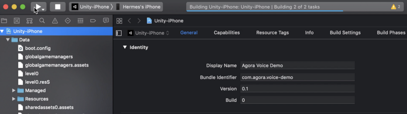 Unity Android Resources