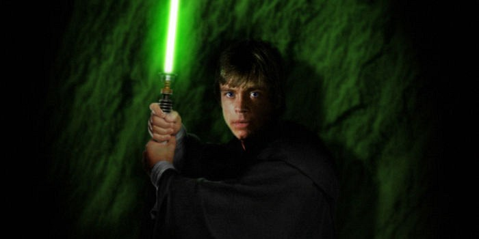 Luke Skywalker, Sith Lord – Rob Conery – Medium
