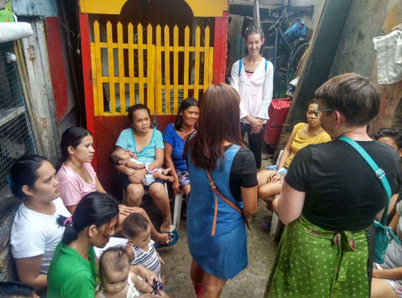 Make a Difference in the Community: Gothong Outreach 4