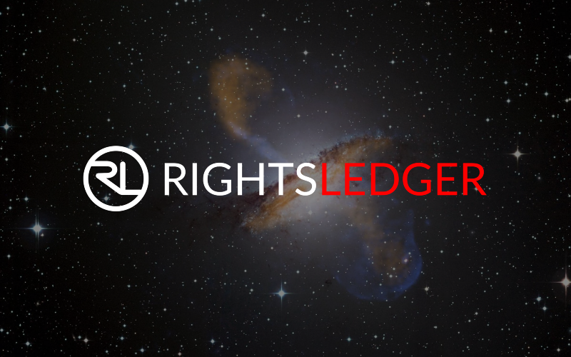 the RightsLedger Universe