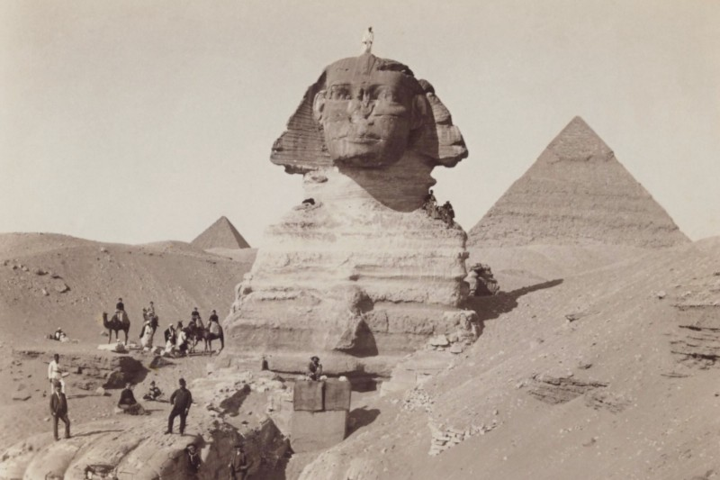 The Sphinx in the 19th Century