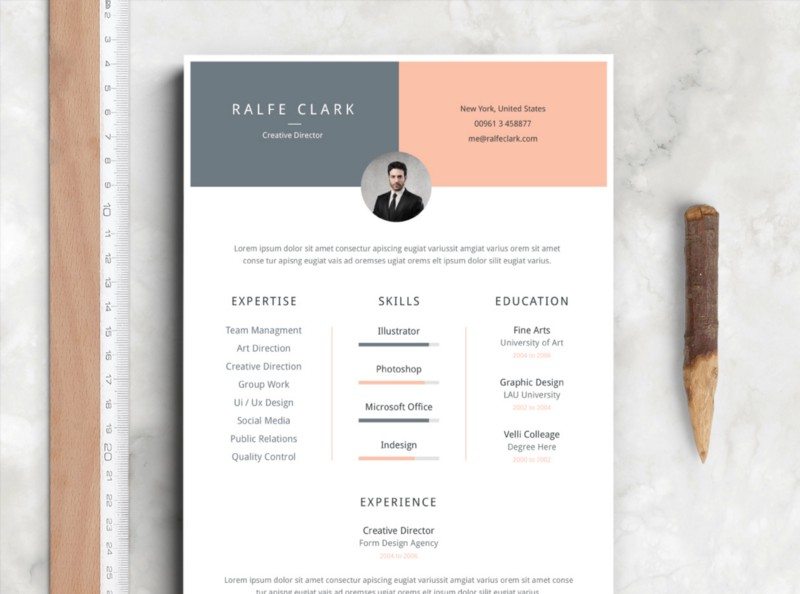 25 Best Free Resume Templates For All Jobs – Ui Collections – Medium