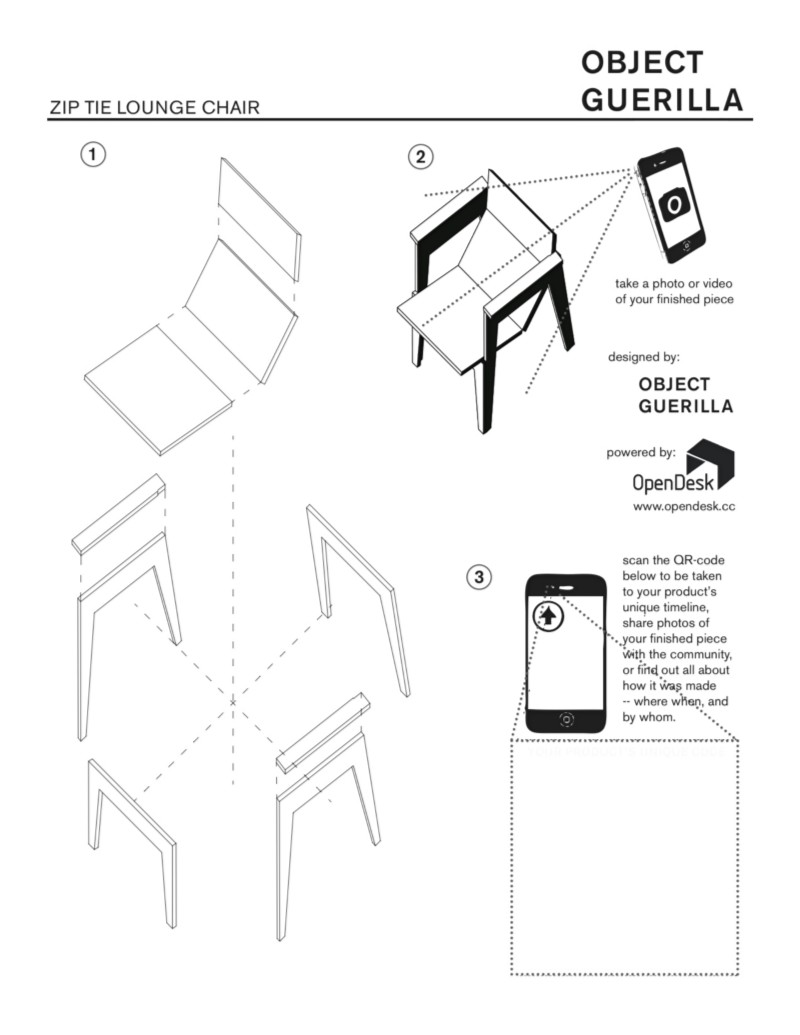 flat pack furniture assembly instructions