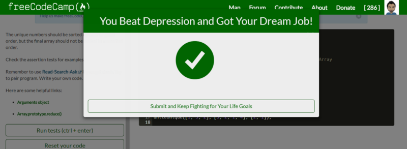 How freeCodeCamp helped me get a job and turn my life around