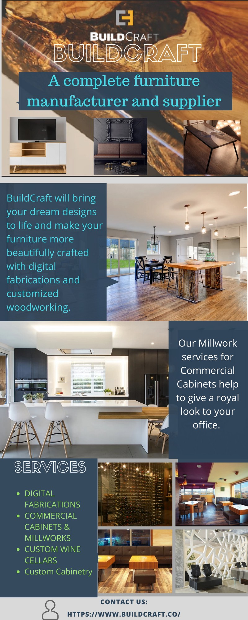Buildcraft S Custom Cabinets Services In Charlotte Nc Can Help You To Remodel Your Home And Fully Customize Kitchen Bathroom