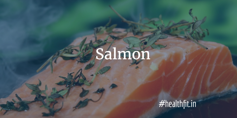 High Diet Protein Benefits of Salmon