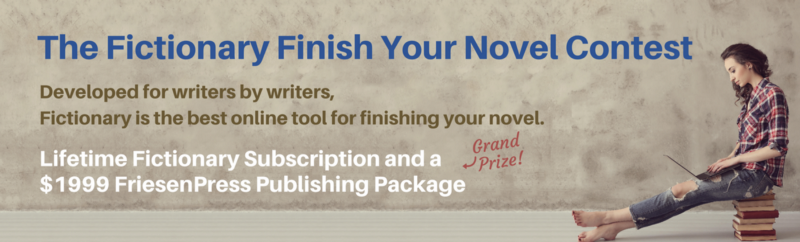Finish Your Novel & Get Published
