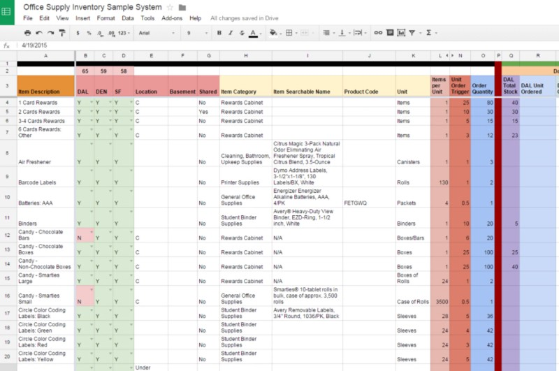how a smart spreadsheet system can revolutionize your small business