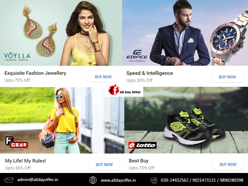 81ae9f5b6 Clothing   Accessories Offer Online Shopping in India