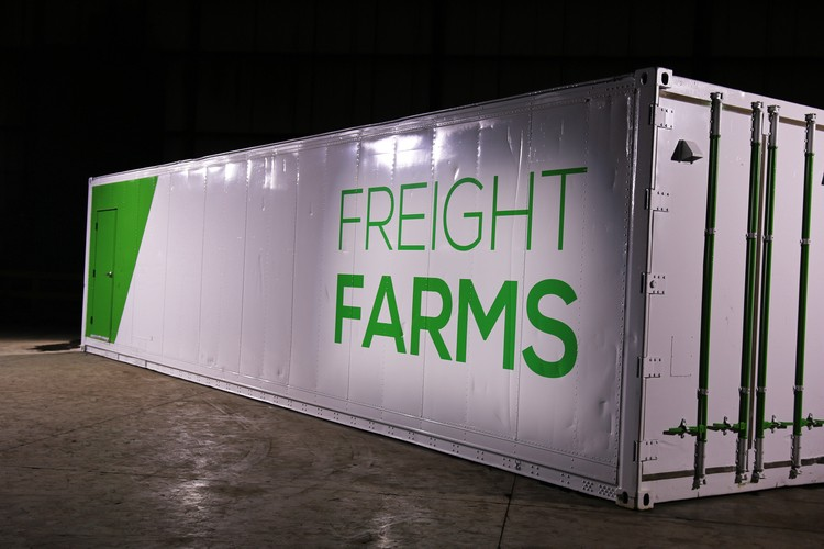 AgTech - Freight Farms
