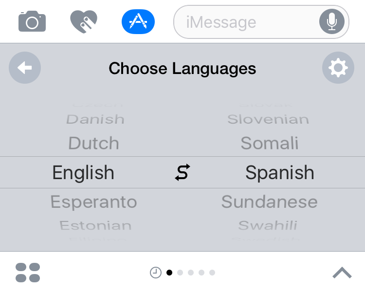 Itranslates New Imessage App And Ios Keyboard Is Now Available