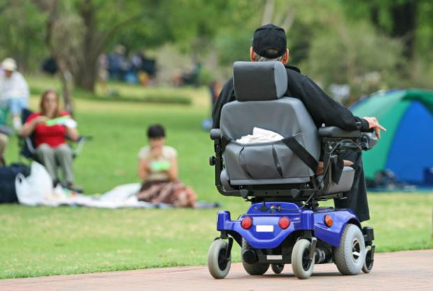 Electric Wheelchair Hire in London