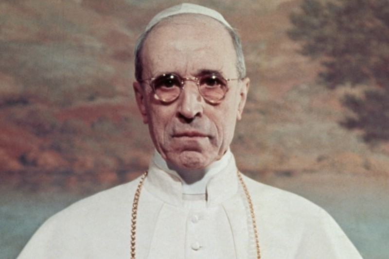Pope Pius XII's embalming was badly botched