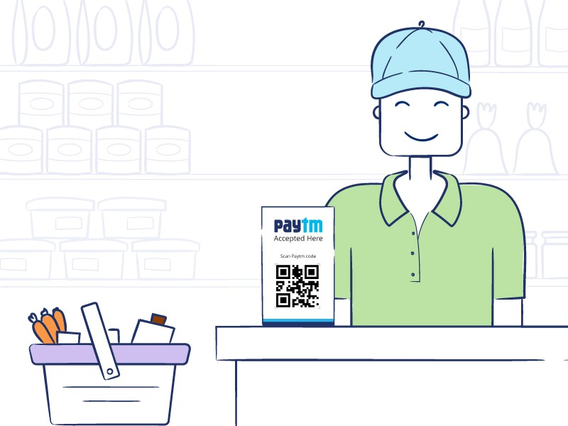 how to use paytm in india