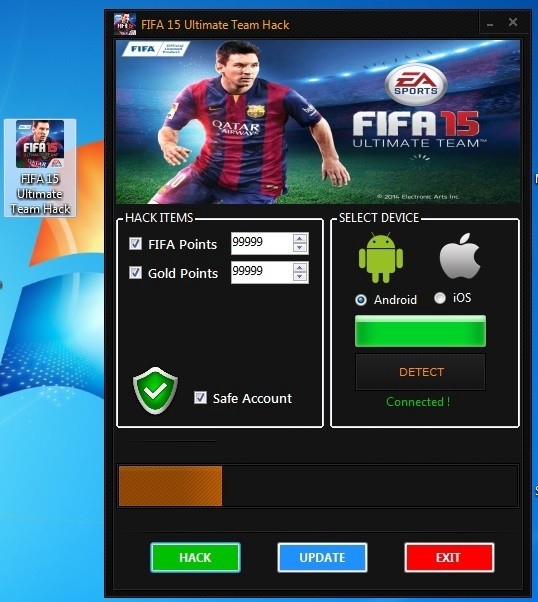 fifa 15 ultimate team apk mod unlimited coins