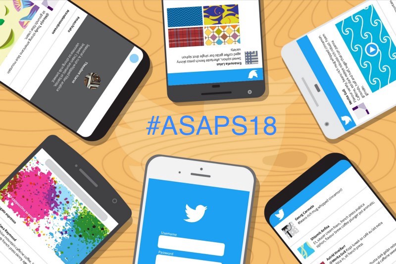 Tweets from the Aesthetic Meeting 2018