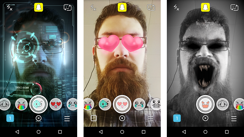 snapchat's future lies in augmented reality – mark racette – medium