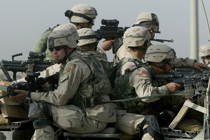 peace keeping in iraq essay