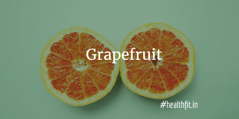Grapefruit effective for weight loss