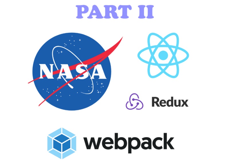 Learn how to build an Astronomy Picture of the Day App with the NASA API and React + Redux (Part…