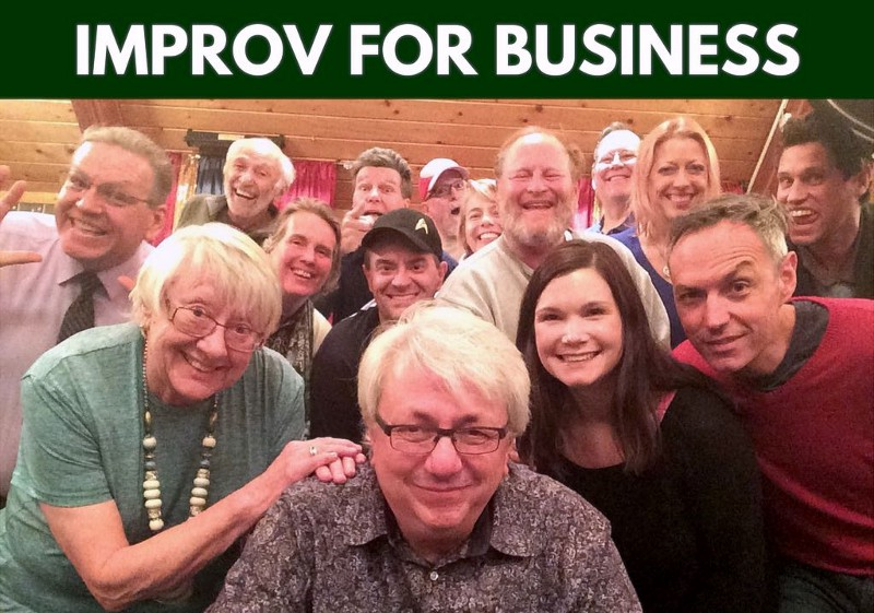 Improv for Business in St. Louis, MO