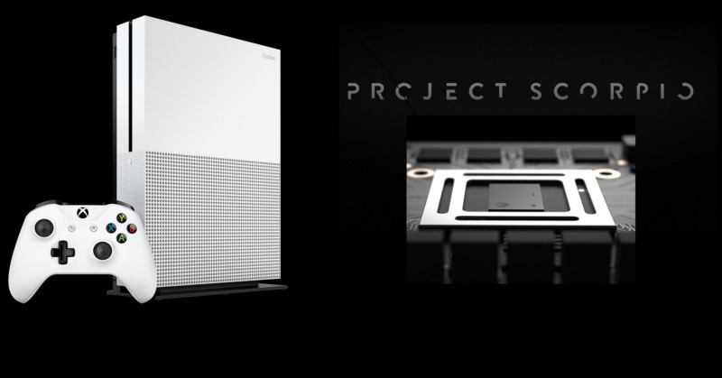 project scorpio xbox gamers