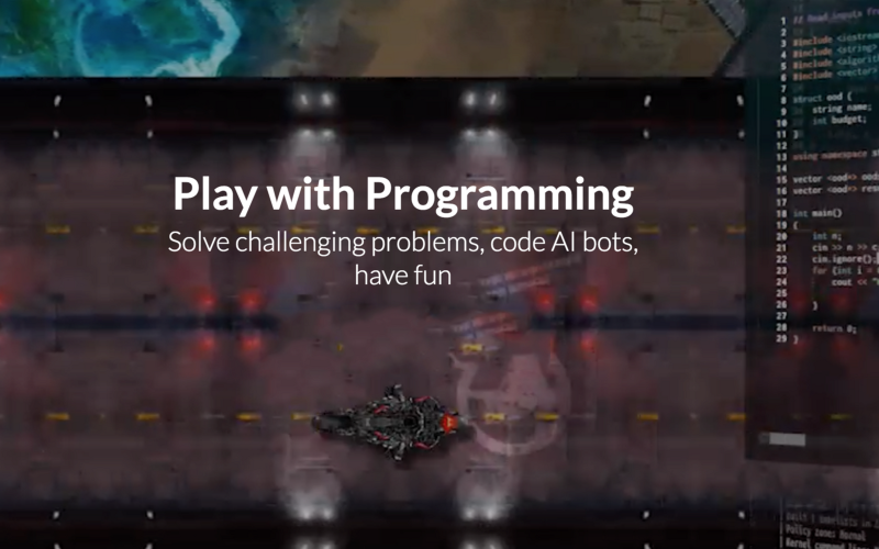 12 free games to learn programming