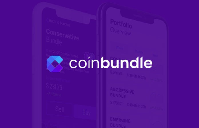 Coin Bundle, crypto investment startup from USA at Web Summit 2018