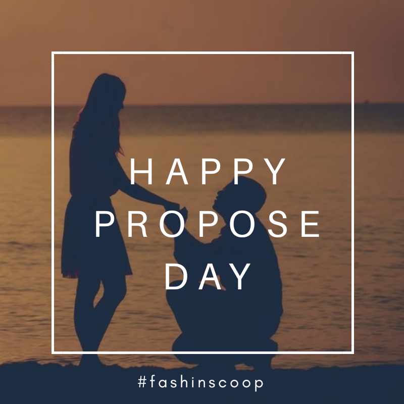 Propose Day Special With Fashinscoop Fashinscoop Medium