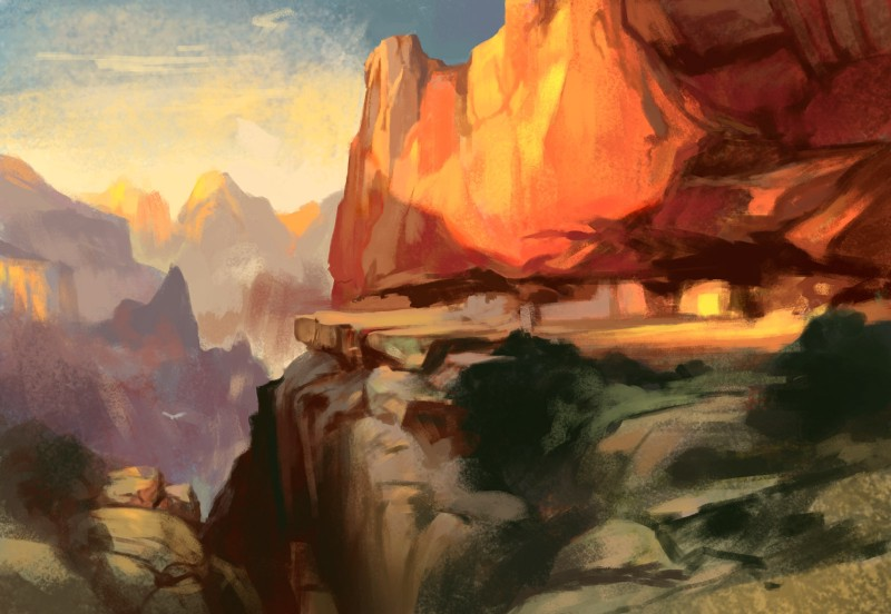 how to get better at digital painting