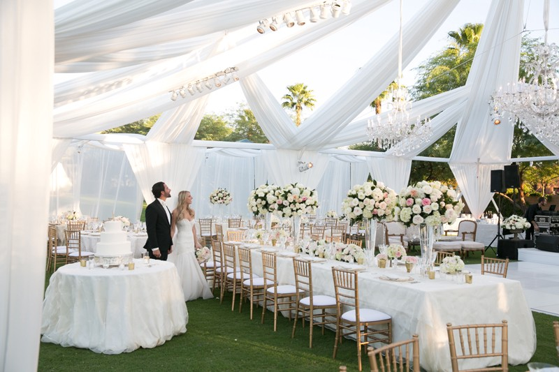 How to make ceiling drapes for weddings? – Prestige Linens – Medium