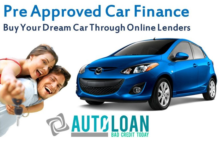 how to get pre approved vehicle finance