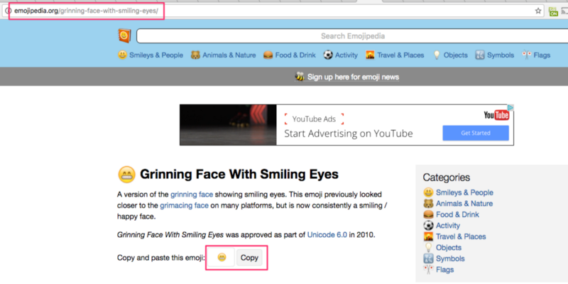 How to Use Emojis to Take Your Retargeting Ads to the Next Level