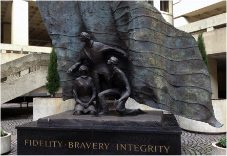 Fidelity Bravery Integrity What S In A Motto Homeland