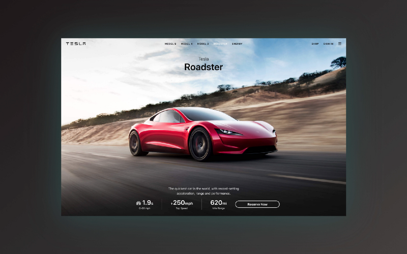 How To Build A 🔥 Responsive Tesla Launch Page With Bulma CSS