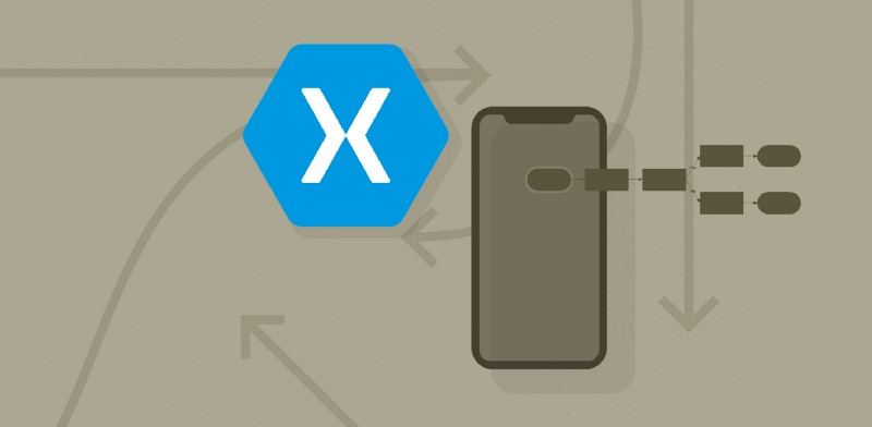 How to implement Xamarin Forms navigation using delegates
