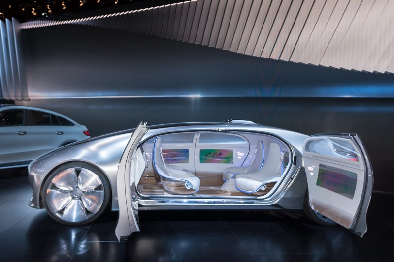 MindBlowing Implications Of A Driverless Future - Car show vendor ideas