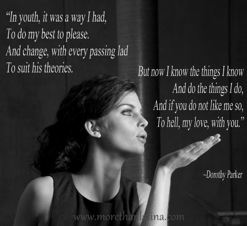 Dorothy Parker Quotes: Thoughts And Ideas